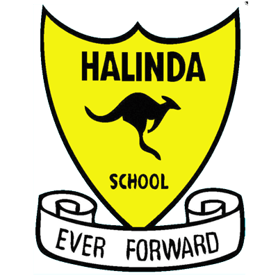 Halinda School logo